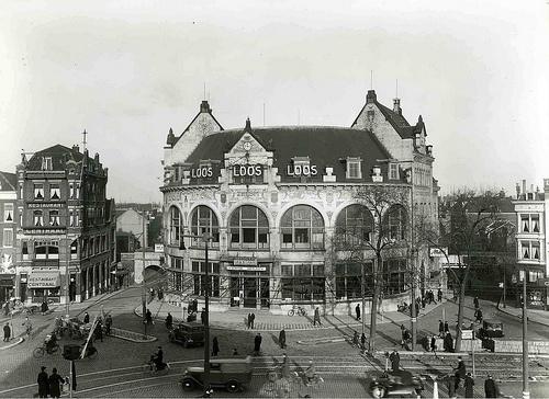 Rotterdam, Hofplein.
