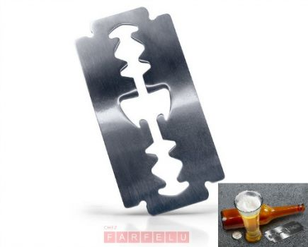 Ouvre bouteille Bottle Blade   acceuil