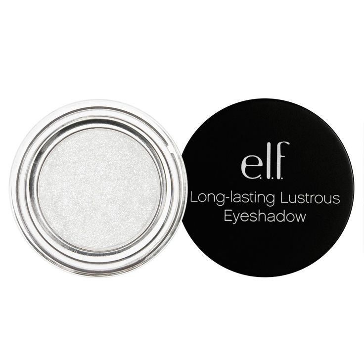 e.l.f. Studio Long-Lasting Lustrous Eyeshadow in Confetti - I've wanted Chanel Fantasme for so long, but haven't wanted to splash out. This looks like the perfect substitute!