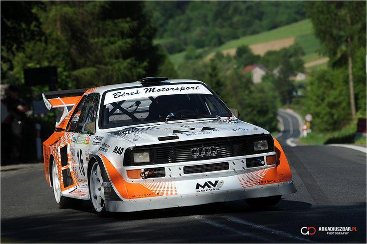 Audi Quattro !