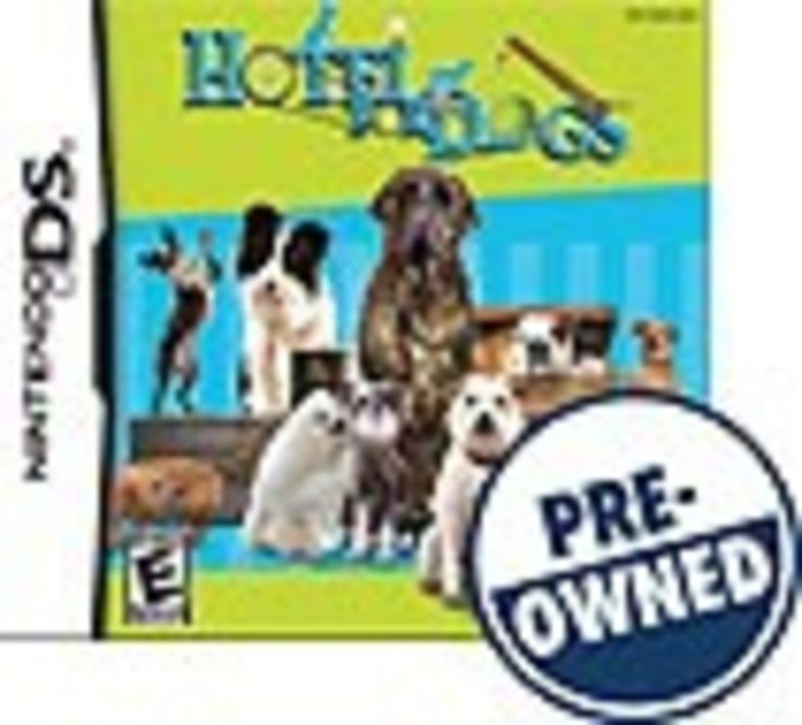 Hotel for Dogs — PRE-Owned - Nintendo DS