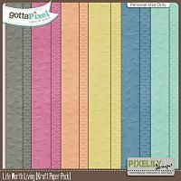 {Life Worth Living} Digital Kraft Papers by Pixelily Designs available at Gotta Pixel http://www.gottapixel.net/store/product.php?productid=10017137&cat=&page=1 #digiscrap #digitalscrapbooking #pixelilydesigns #lifeworthliving