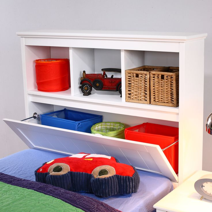 18 best images about storage solutions on pinterest for Childrens single beds