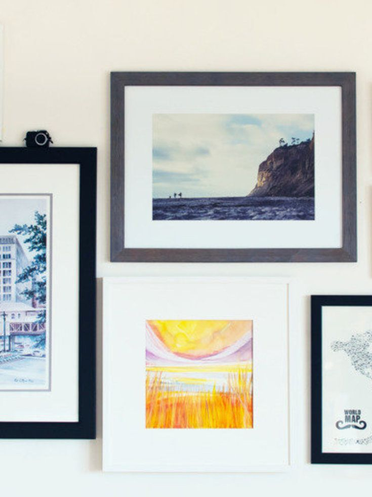 Hanging Pictures In Your Home Just Got Way Easier