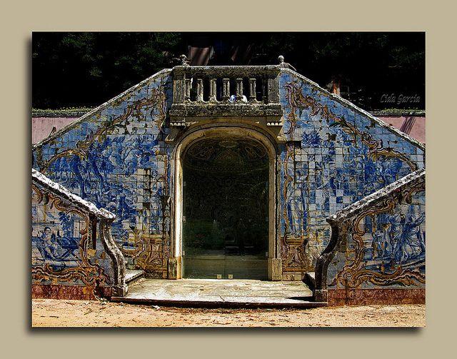 Azulejos Palácio Oeiras