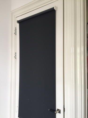 Afbeeldingsresultaat voor rolgordijn deur