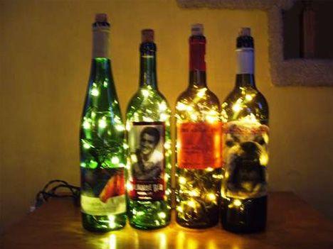 diy cheap easy lamps