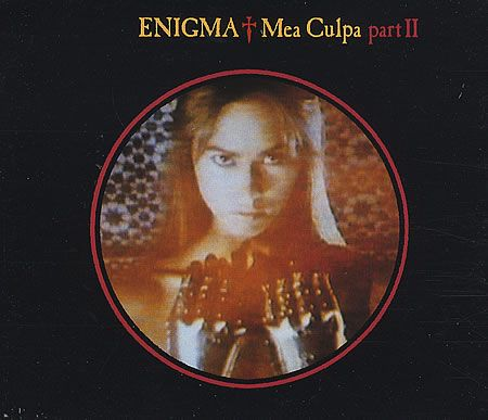 "For Sale -Enigma Mea Culpa Part 2 - 'Lady In Gloves' Sleeve Germany CD single (CD5 / 5"")- See this and 250,000 other rare and vintage records & CDs at http://eil.com/"