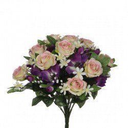 Buchet Rose Anemone