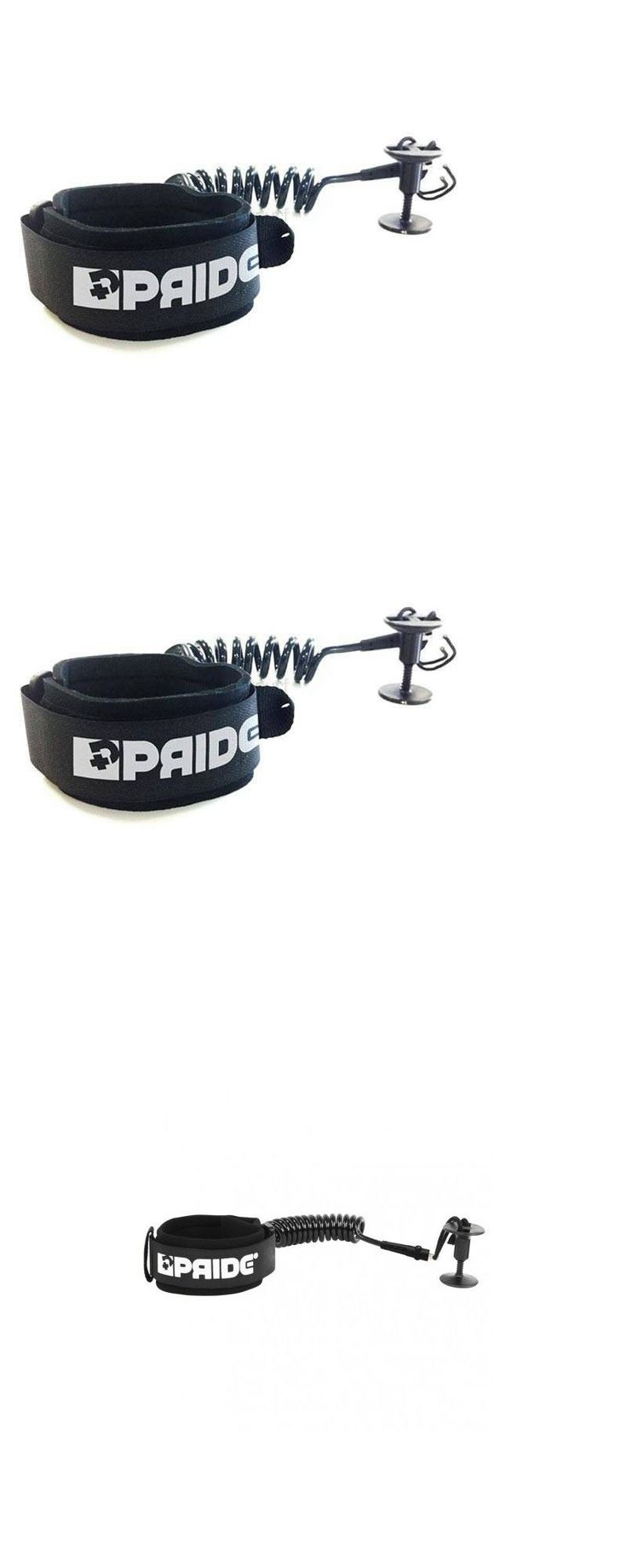 Other Surfing Accessories 71167: New Pride Standard Bodyboard Bicep Leash New Black Comp Surf Plc Houston Finnega -> BUY IT NOW ONLY: $30 on eBay!