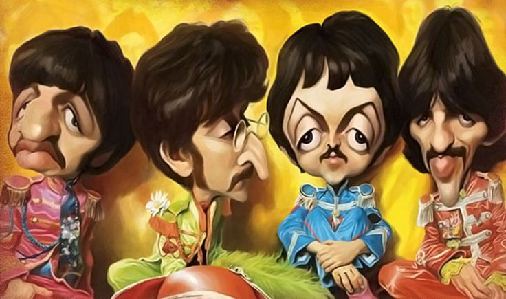 THE BEATLES SGT.PEPPER...