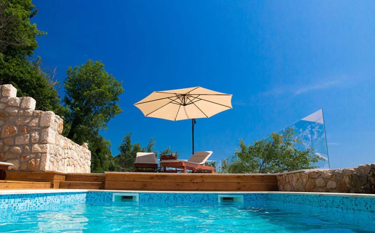 Telegraph picks top five self-catering and villa holidays in Croatia   for 2015, to destinations including Hvar, Korcula and Mljet