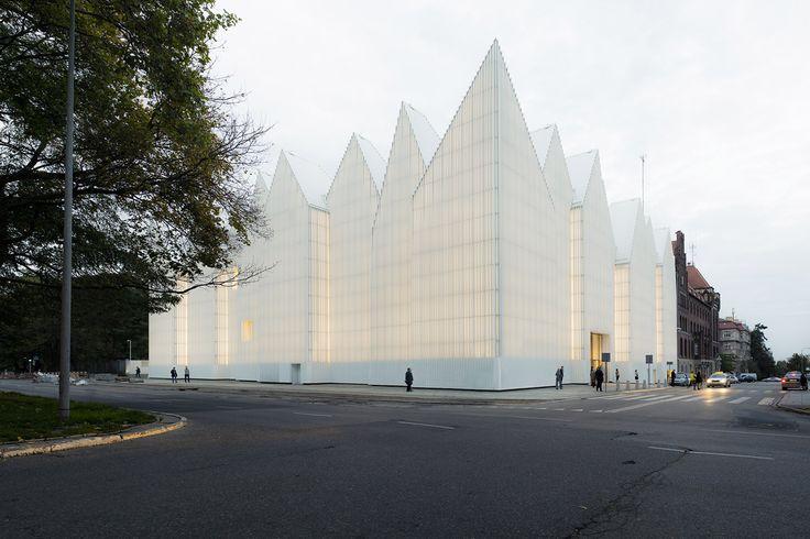 Barozzi/Veiga, Mieczysław Karłowicz Philharmonic Hall, Szczecin, Poland