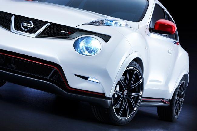 Nissan Juke Nismo Компактный кроссовер Nissan Juke, являющийся единственным представителем созданного им сегмента, станет первой моделью компании Nissan, которая будет превращена в преми...
