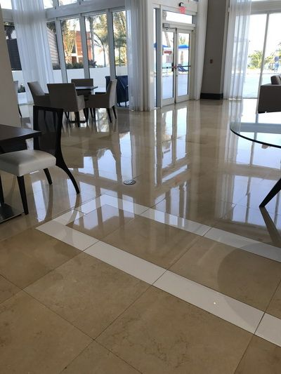 Marble Polishing in Fort Lauderdale