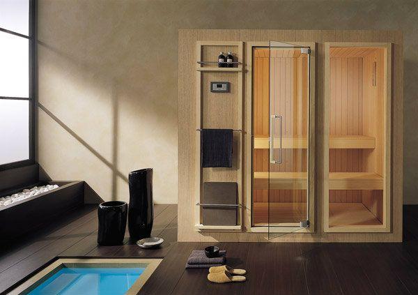 Mala sauna u kupatilu