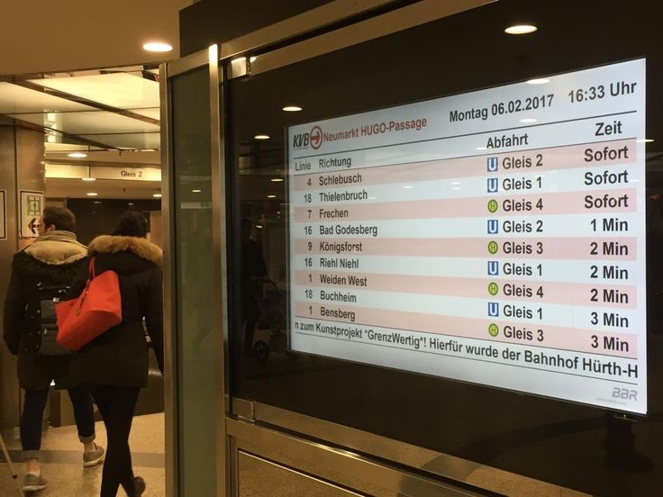 Alle Infos zum Fahrplanwechsel bei Bus und Bahn der KVB