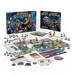 La memoria de los sábados                       : [Laheos] Warhammer Quest: Silver Tower