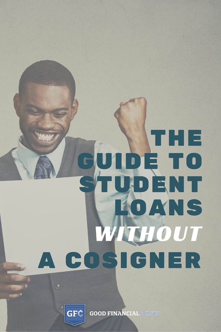 If you're gearing up for college and don't have a cosigner, it's important to know and understand what options are available to you – with or without a cosigner.