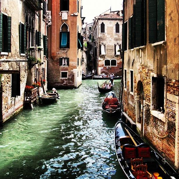  Cris - I miss #Venice 