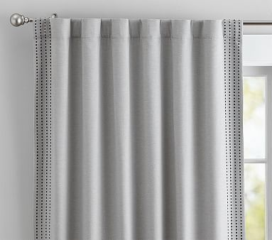 Stitched Border Panel 44x96 Inches - Gray   *Rugs ...