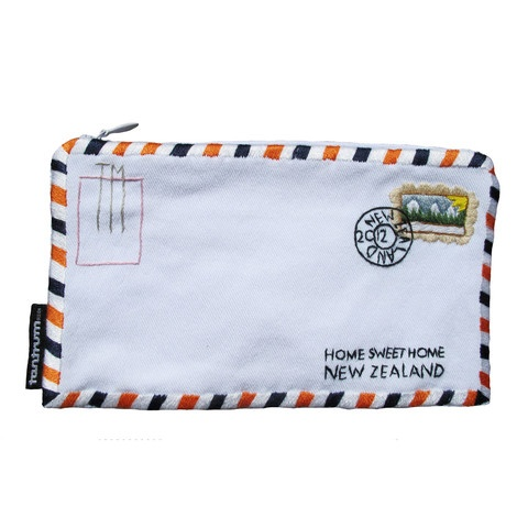 Home Sweet Home Coin Purse by Tantrum Design