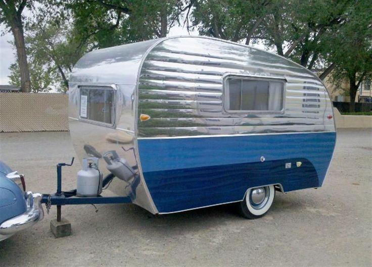 It's the little puppy of caravans