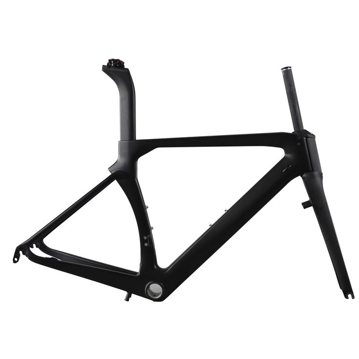 On sale ICAN carbon aero bike frame road racing bicycle frames size 45 48 50 52 54 56 58 60cm China Cheap frameset A4 #Affiliate