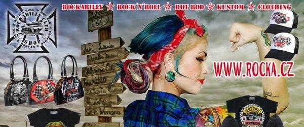 Seznamte se: Rockabilly Clothing Shop Praha - Lifestyle - JenProMuže.cz