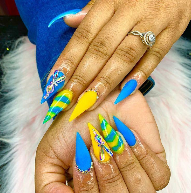 Best Nail Art - 35 Amazing Nails for 2020 - HashtagNailArt