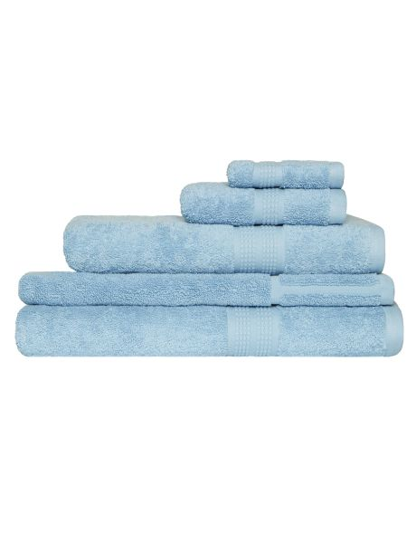 A new classic that is beautifully soft and absorbent; co-ordinate your bathroom with this Monterey combed cotton plain dyed bath towel. Available in a range of contemporary colours.