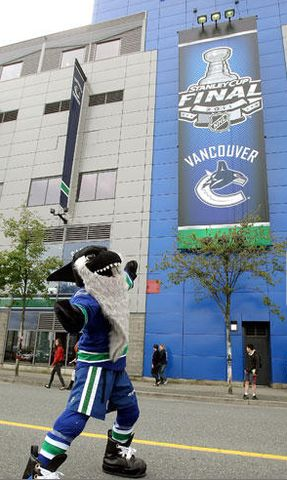 Rogers Arena & FIN