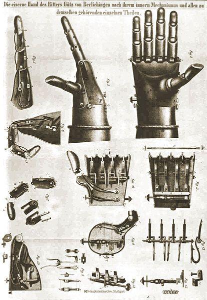 Götz von Berlichingen's Iron Hand
