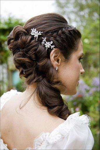bridal hair | Bridal Hair Picture Gallery of Clients