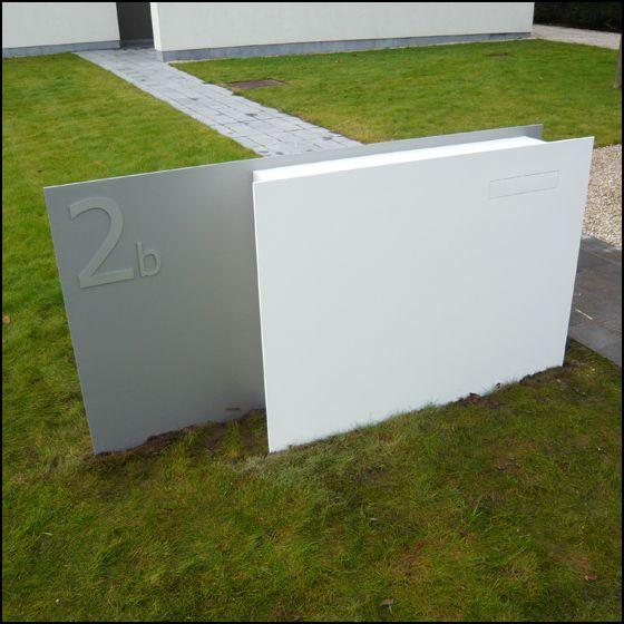 Design brievenbus Geerinck - Design brievenbus - Ambrosia Design