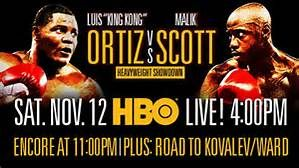It's going to be a brutal weekend of Boxing. Predicting a lot of KO's! http://www.potshotboxing.com/garcia-and-ortiz-to-headline-a-brutal-boxing-weekend/