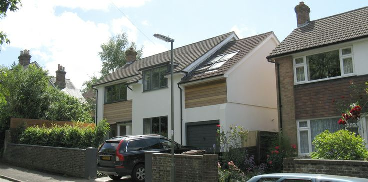 Reigate Architects: Extensions, Newbuilds Energy Advice Planning and Building Regulation Approvals - Reigate Architects