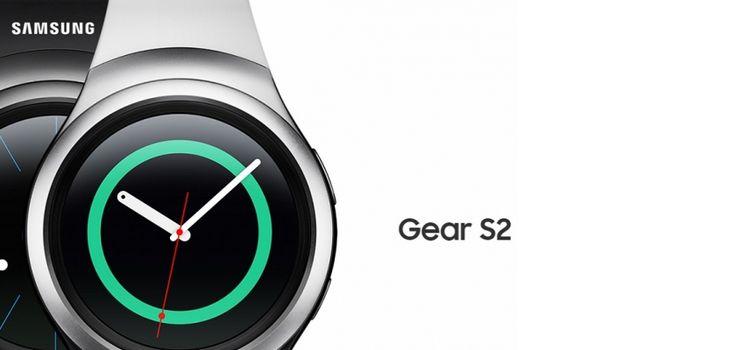 El reloj inteligente Samsung Gear S2 será compatible con el iPhone - http://www.actualidadiphone.com/el-reloj-inteligente-samsung-gear-s2-sera-compatible-con-el-iphone/
