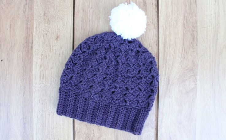 The whole time while I was making this hat it reminded me of something. I couldn't quite tell what it was and only when it was finished did I see it. Blackberries! Make this yummy hat with a ribbed brim to keep your ears nice and toasty. It's also designed to have a little […]
