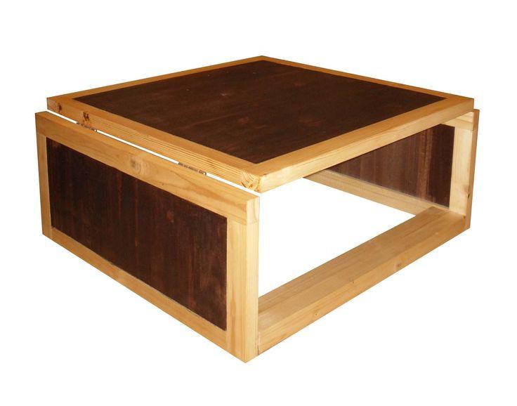 table basse convertible en table haute jet'studio : Meubles et rangements par thibout-paul