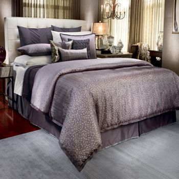 Add a glam touch to your bedroom with this Jennifer Lopez Marquee comforter set. In purple. The Kohl's site needs Javascript to be enabled in order to load this page.