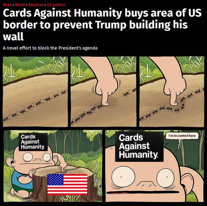 Cards Against Common Sense