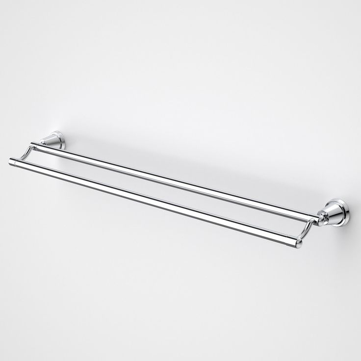 Caroma 94234c midas double towel rail reno tips for Double towel rails for bathrooms