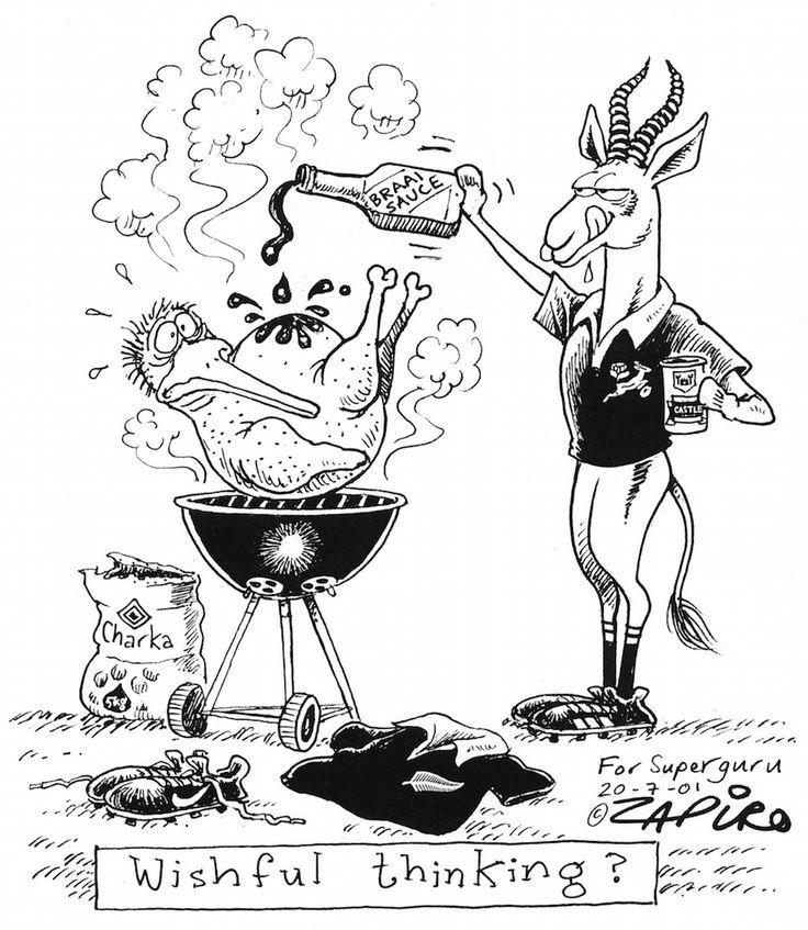 Cartoon Extracts - Zapiro