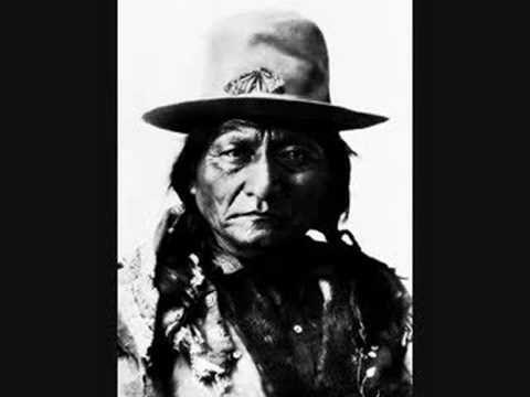 Lakota Thunder - Memorial to Chief Sitting Bull