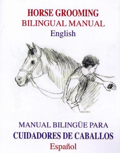 Everyone needs a Horse Grooming manual....Hors Stuff, Hors Grooms, Horses Grooms, Hors Accessories, Horses Accessories, Horses Stuff, Horse Grooming