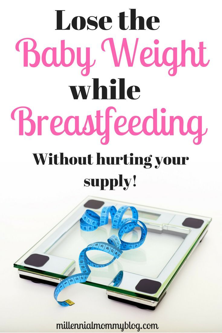Lose the baby weight for good with these ten simple weight loss tips. A complete guide to weight loss while breastfeeding!