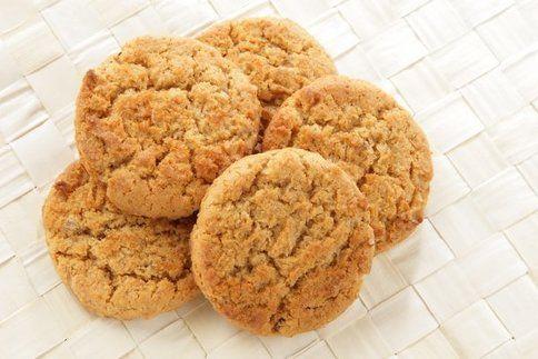 Ovesné • sušenky
