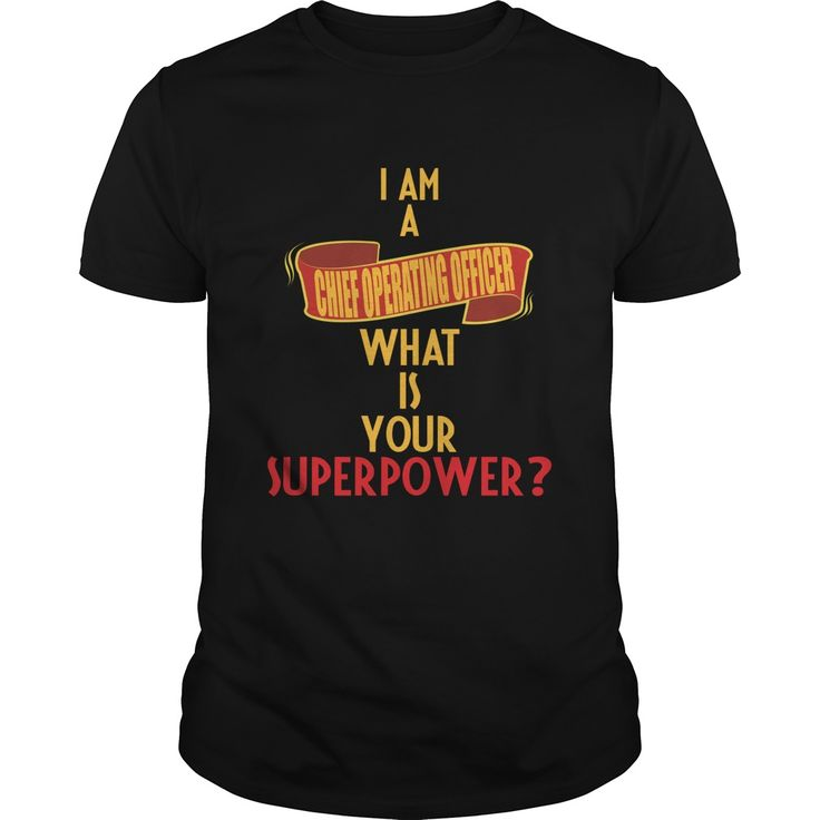Chief Operating Officer  I am a Chief Operating Officer what is your superpower