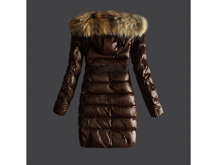 sale moncler damen lange daunen mantel new pop star bright braun jacke damen g nstig moncler. Black Bedroom Furniture Sets. Home Design Ideas